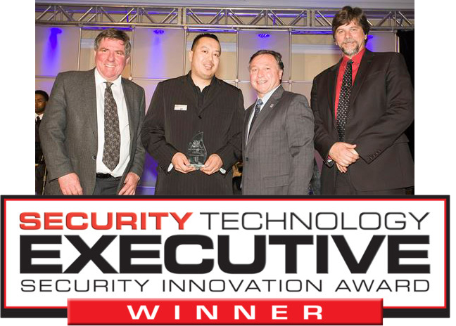 Business Awards for Security Technology