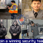 Join a Wining Security Team!