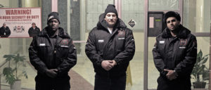 Security Guards to maintain the video surveillance monitoring service