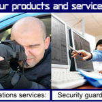 Product and security services