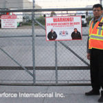 Security Guard Services for Truck Yard