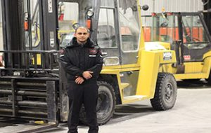 Security Guard for Industrail Area Protection