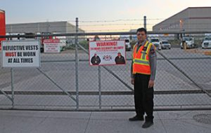 Security Guard Services for Safety